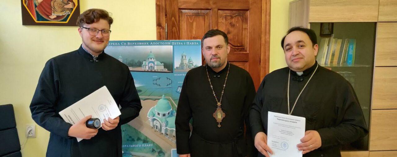 Ескіз будівнитва нового храму отримав єпископське благословення
